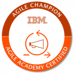 IBM Certified Agile Champion