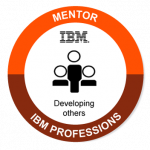 IBM Certified Mentor